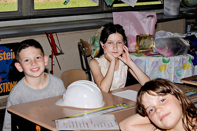 12 June 2009 -  2nd Grade Career Day