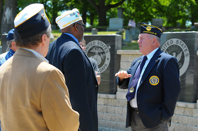Legion gets visit from State Commander