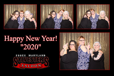 Sylvester's Saloon NYE Party 2020