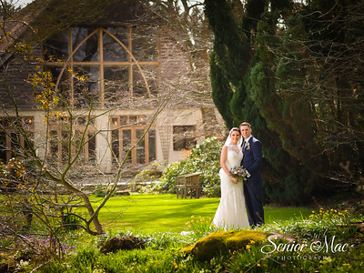 James and Charlotte's Rivervale Barn Wedding