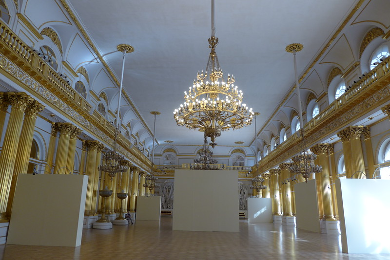 csw3....photo can use straightening.Armorial Hall, Hermitage, St. Petersburg, Russia