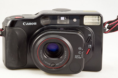 Canon SureShot Tele, 1986