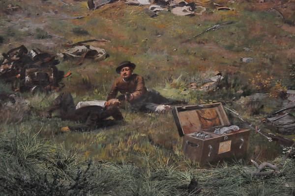 A Cyclorama in Gettysburg
