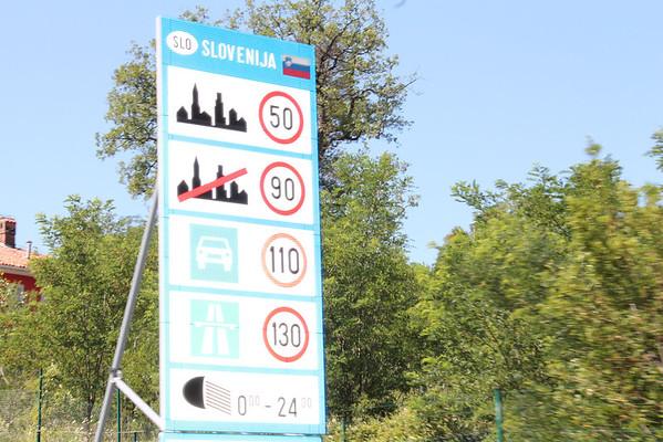 2012-07-18 - Road Trip - SLO, Croatia, Austria and Germany