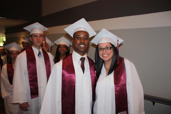 Central High Graduation 2010