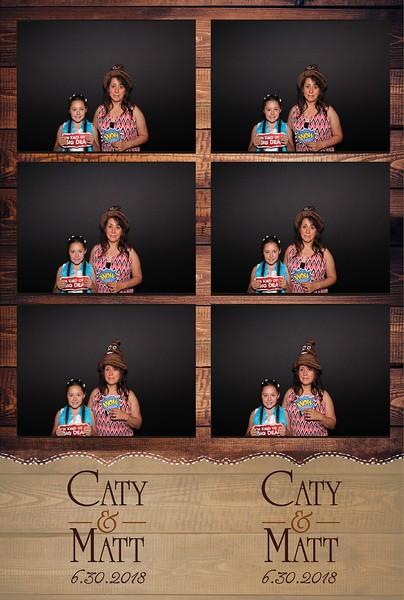Matt & Caty's Wedding (06/30/18)