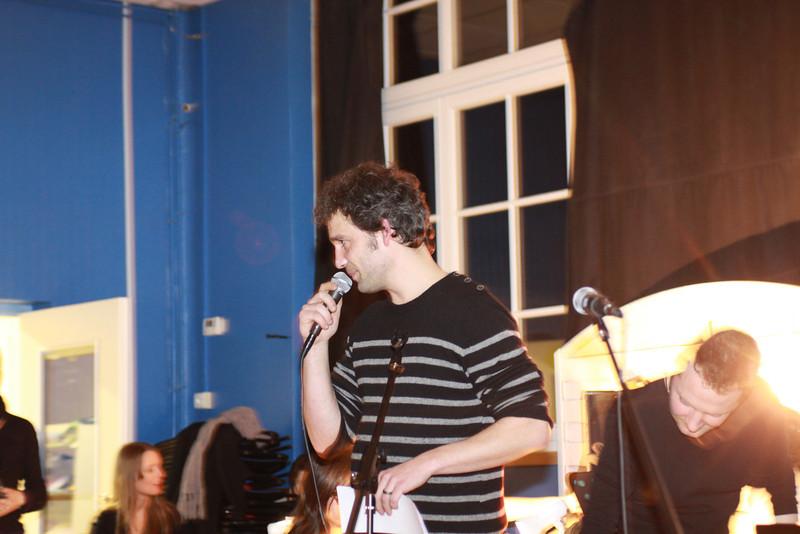 Karaoke au PAJ 2013
