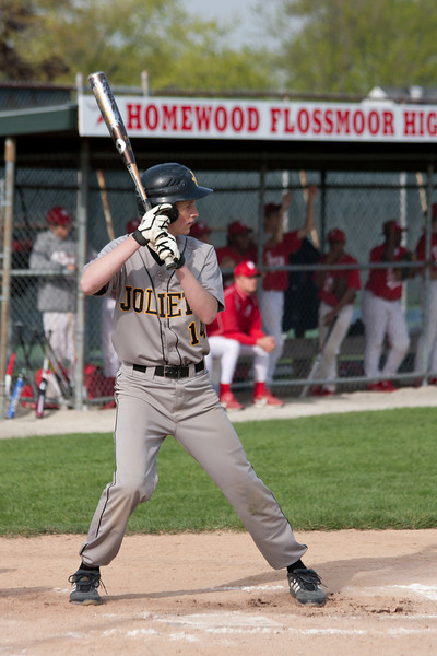 Joliet West Tigers 04-20-10 at Homewood-Flossmoor