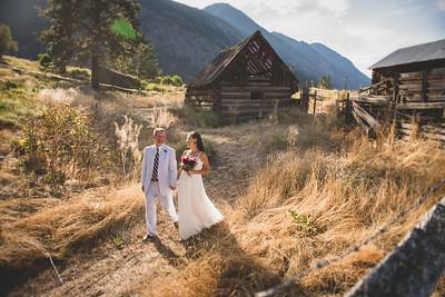 Brad & Tomoko's Farm Wedding Adventure - August 16, 2015