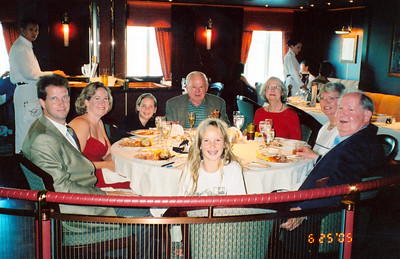 Cruise to Alaska for Parents 50th Anniversary, 6/19/2005 - 6/26/2005