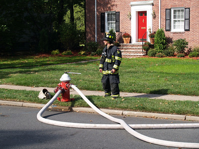 09-15-08 Oradell, NJ - Working Fire