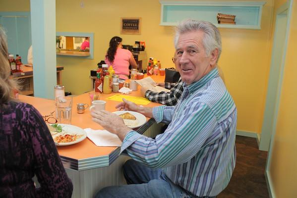 Hartland Diner Opens