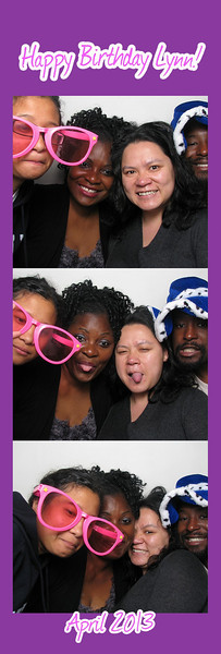 4-7 H's Lordships - Photo Booth