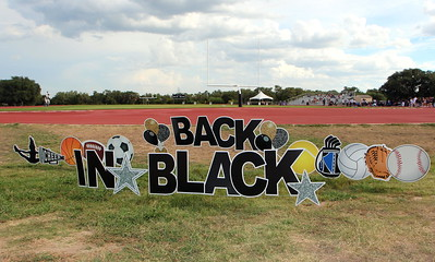 Back in Black Pep Rally - 8/29/18