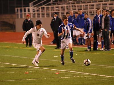 2010-2011 Pearce Mens Soccer