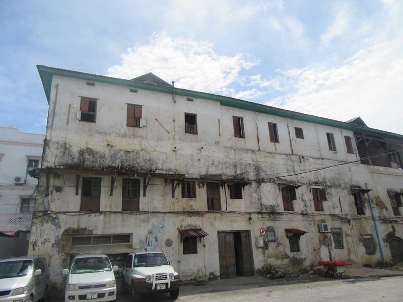030_Zanzibar Stone Town. The Old British Consulate, from 1841-1874.JPG