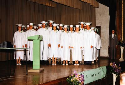 1958-05 - Class of '58 - Class Night & Graduation