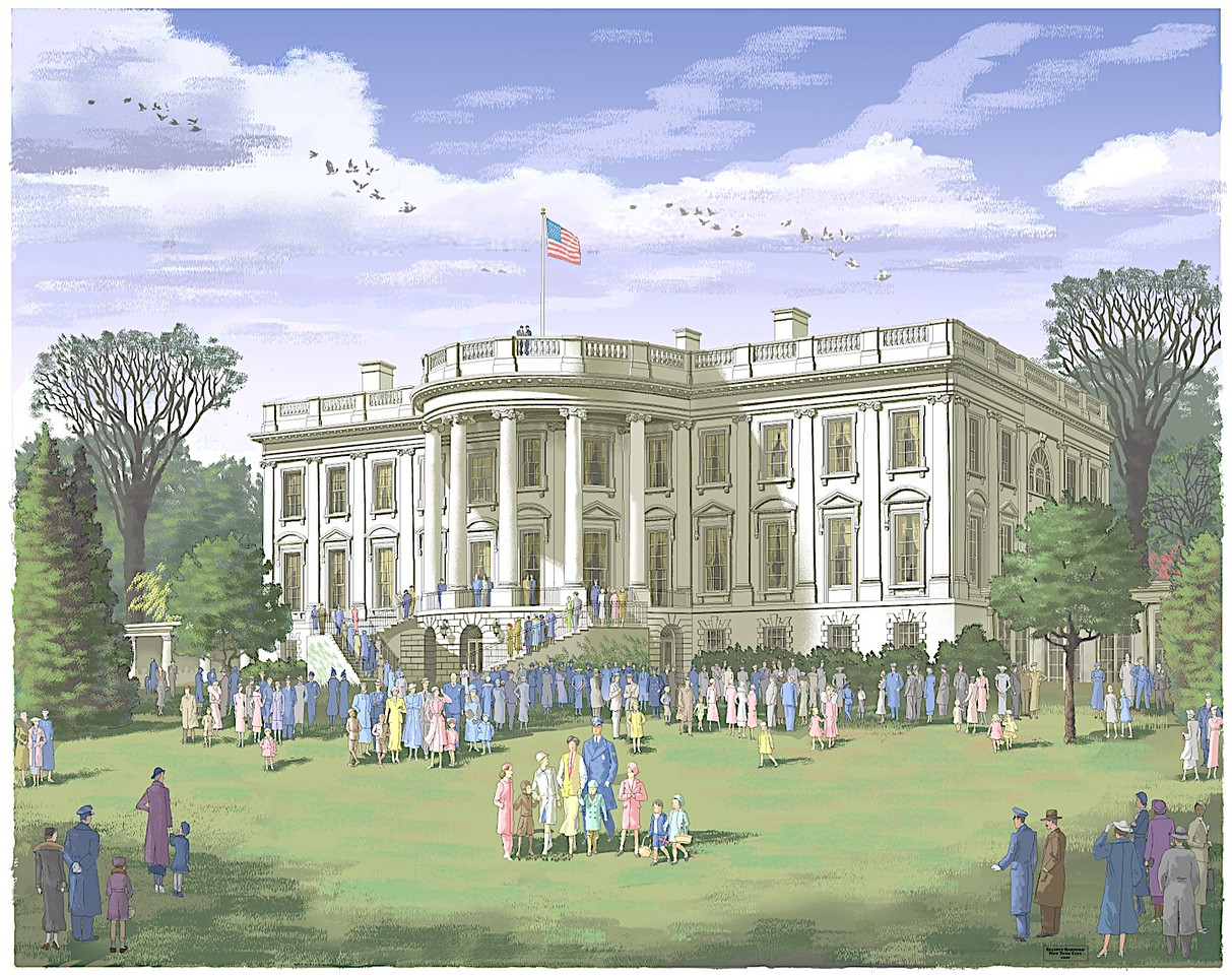 The White House; second in a series commissioned by the American Enterprise Institute; for more information, visit:http://www.aei.org/basicPages/20050124104448534