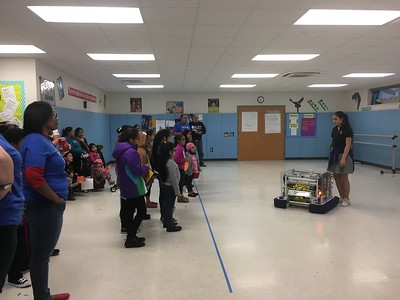 2018 Neff Elementary School's annual Math and Science Fair Night