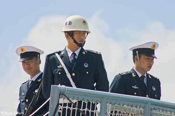 Chinese Navy 2007