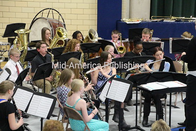 A-A Middle School Spring concert (Feb. 29, 2017)