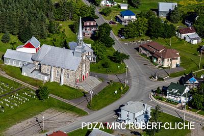 PDZA MRC Robert-Cliche photo patrimoine