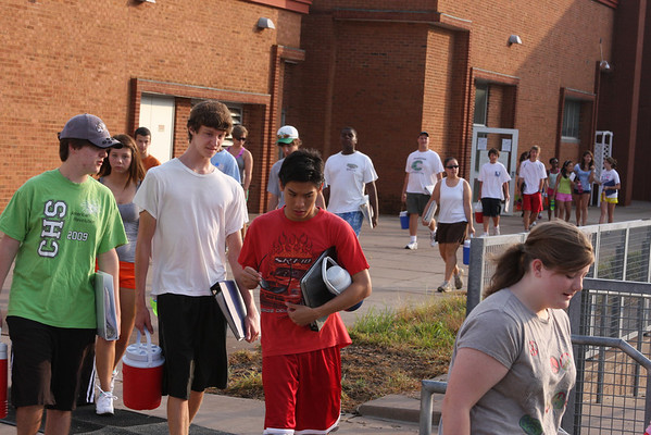 2010-08-05: Band Camp Day 4