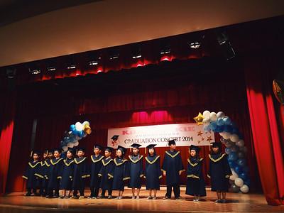 KiddieWinkie Graduation 2014