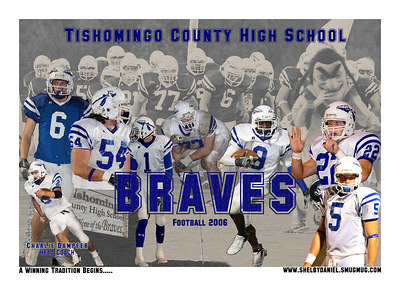TCHS collages