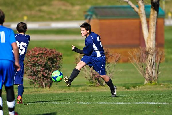Ascension Soccer vs St. Clare Win 4-2