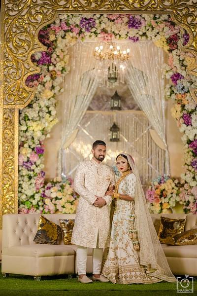 Tahsina & Tushar Wedding