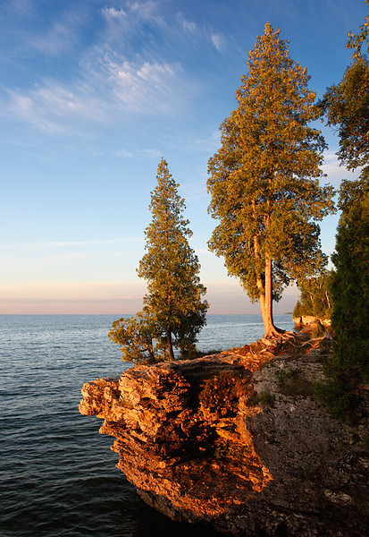 Cave Point County Park (Door County - Wisconsin)