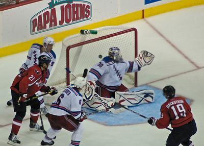 Caps vs Rangers (3/4) (October, 2009)