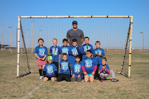 TEAM PHOTOS - KINGFISHER SOCCER CLUB SPRING TOURNAMENT