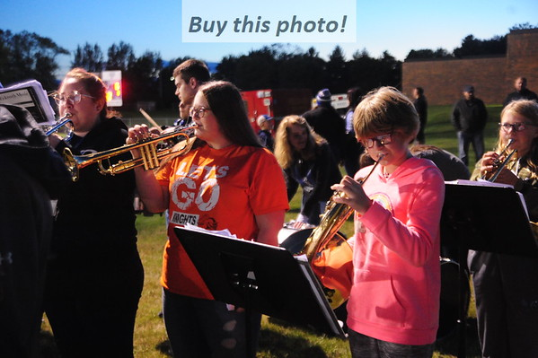 BBE Pep Band - September '19