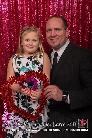 Liberty Daddy-Daughter Dance 2017