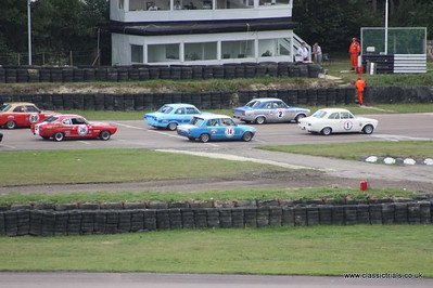 Lydden Post Historic 25 July 2009