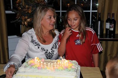 Jen's 40th Birthday 2011