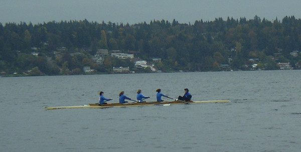 Lake Washington Fall