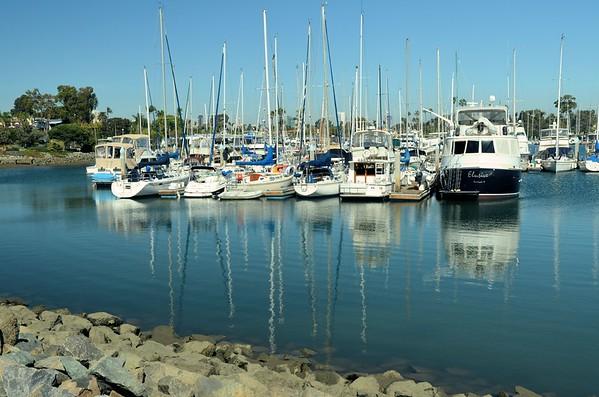 Coronado Island, San Diego (October 2014)