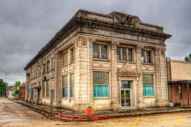 First National Bank, Newport, AR