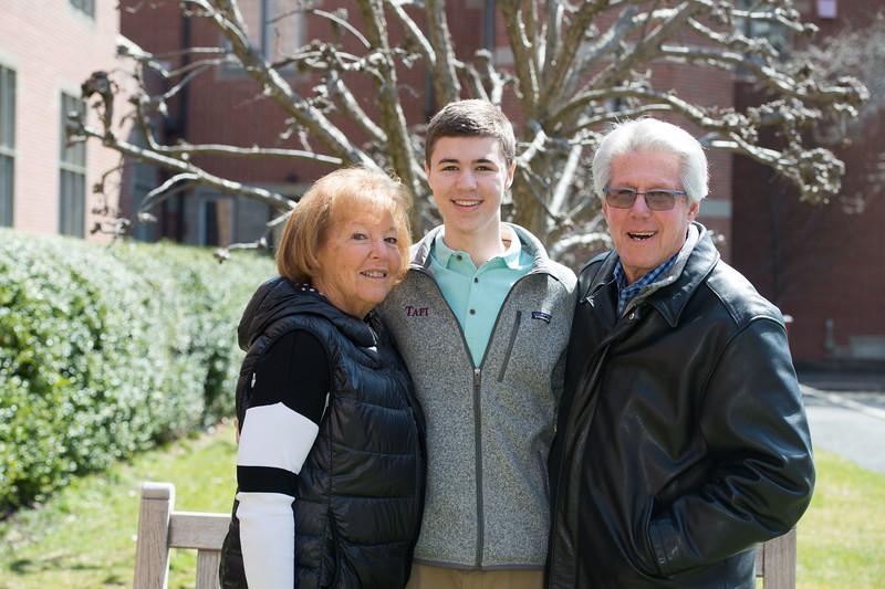 Grandparent's Day 2018 portraits