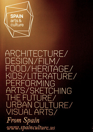 "Spain  Arts & Culture"" 2011 Embassy of Spain"