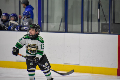 Arrows Vs LI Sharks ( W-5-1) 1-21-19 Matt Martin Winter Classic