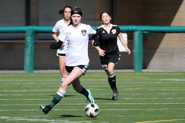 Erin Cooper Soccer 2018-19 - Fury