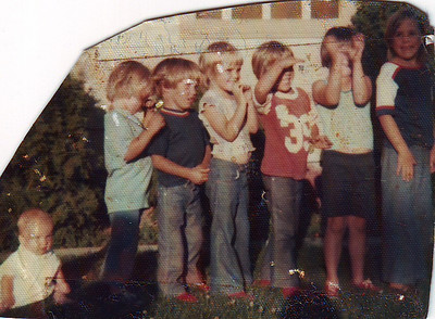 Scanned Family Pictures from Wayback