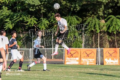DHS Varsity Soccer 2012