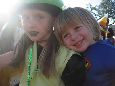 Katie's Halloween Parade - Pacific Elementary School