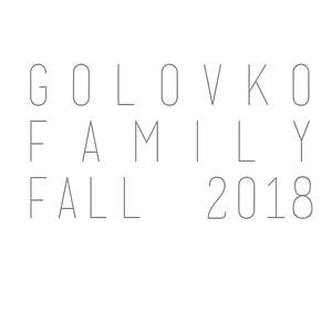 Golovko Family Fall 2018