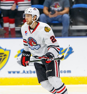 11-12-16 IceHogs vs. Checkers